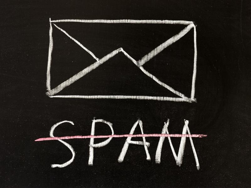 Mail en spam
